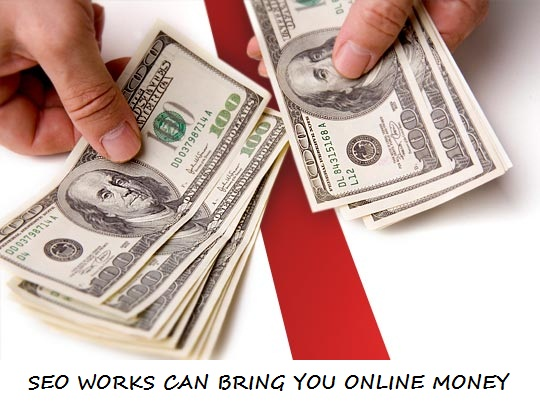 how seo earn money