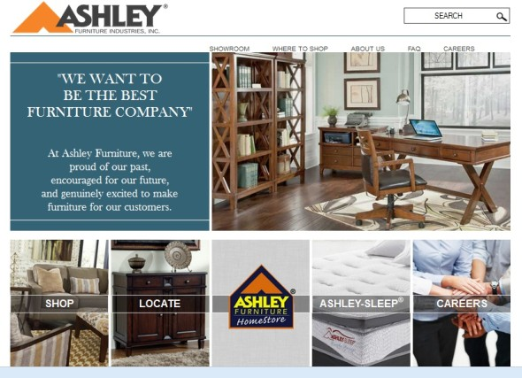 ashley furniture-top 10 furniture