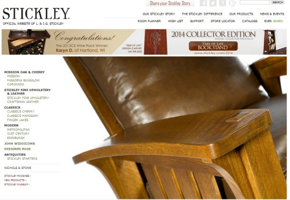 stickleyfurniture-top 10 furniture