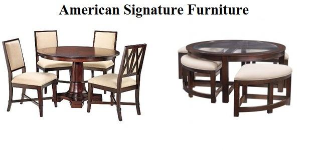 american signature modern home furniture