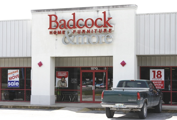 badcock modern home furniture shop