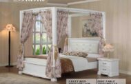 Diana Bedroom Set of Partex Furniture