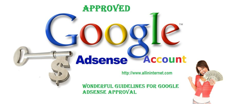 Wonderful Guidelines for Google Adsense Approval