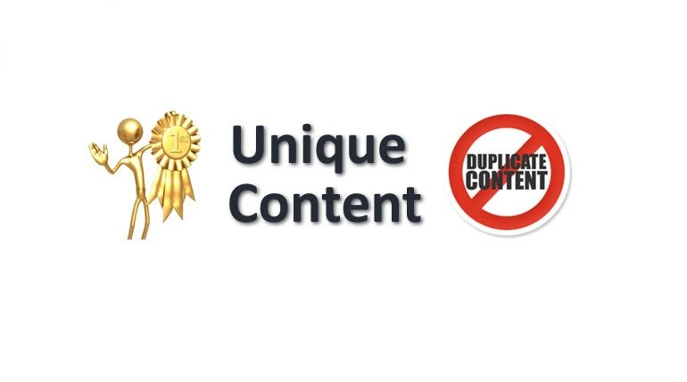 How to Write Copyright Free Unique Content