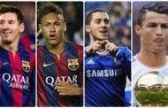 The World's Best 100 Footballers of 2016