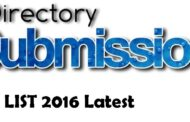 Top Free High PR Directory Submission Sites 2021