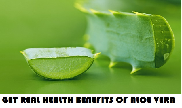 real Health Benefits of Aloe