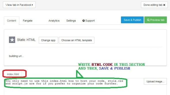 HTML Code to get dofollow backlink from facebook