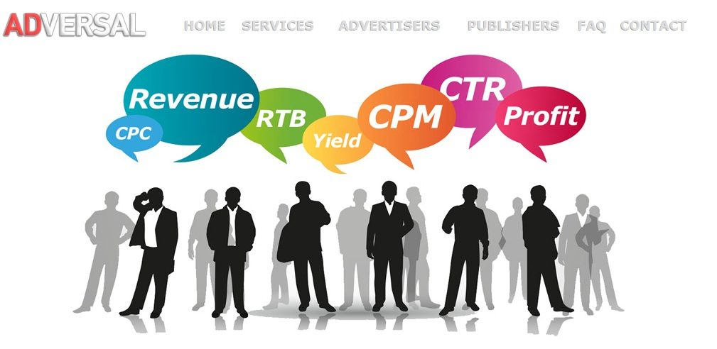 CPM Ad Network Adversal - The Best Alternative of CPC Ad Network Adsense