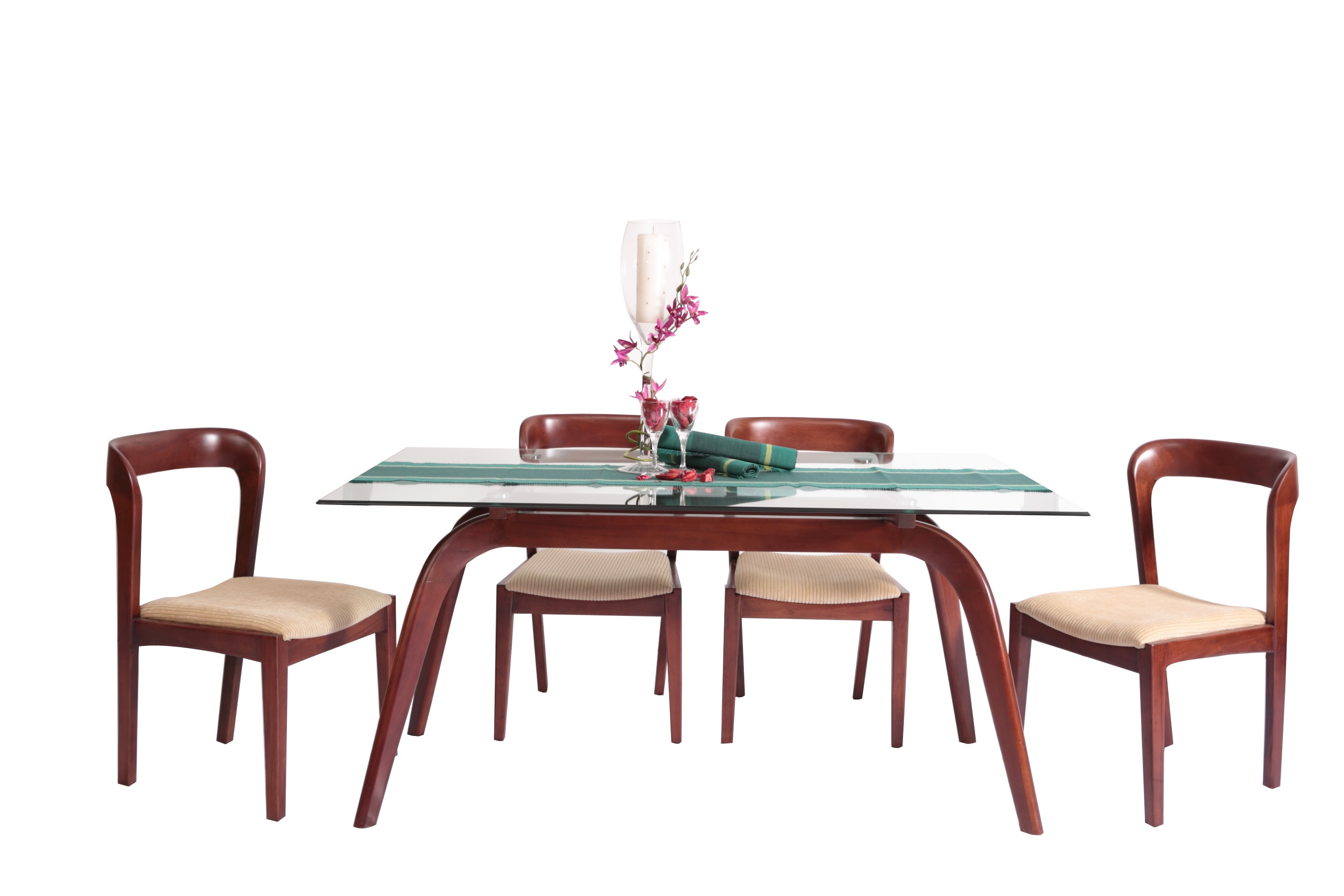 Exclusive Dining in Modern Home Furniture Series