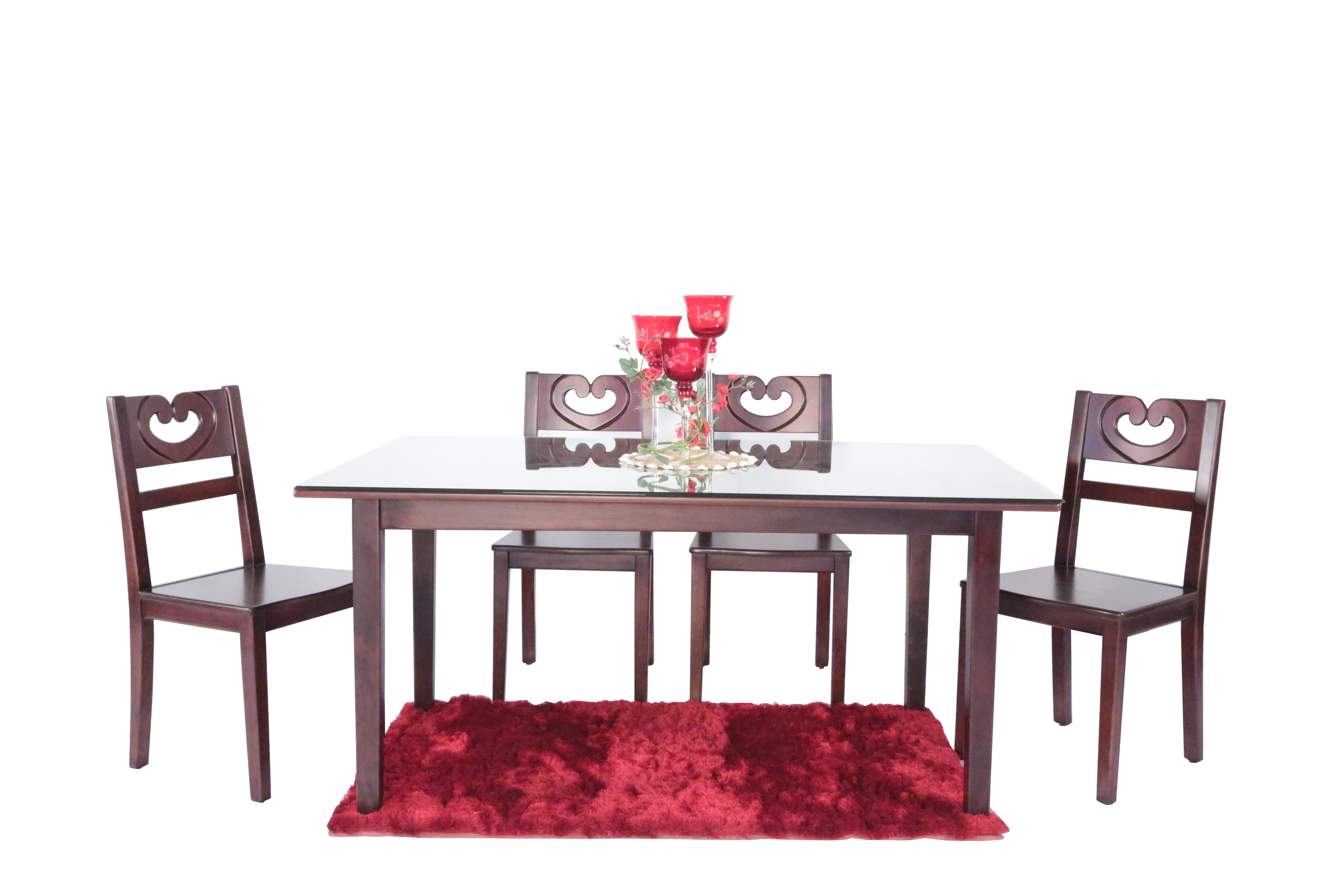 Modern Home Furniture Exclusive Dining of Partex Furniture