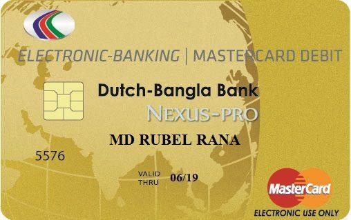 DBBL Master Card