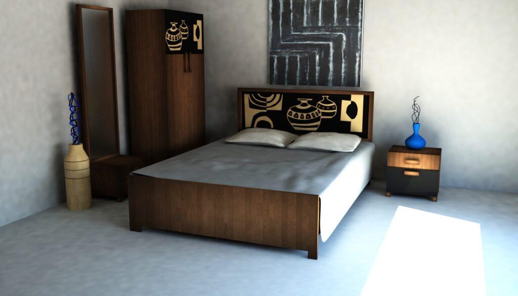 Contemporary Exclusive Bedroom Furniture Designs 2016