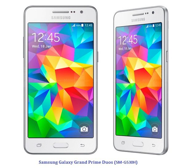 Samsung Galaxy Grand Prime Mobile Phone - Model: SM-G530H