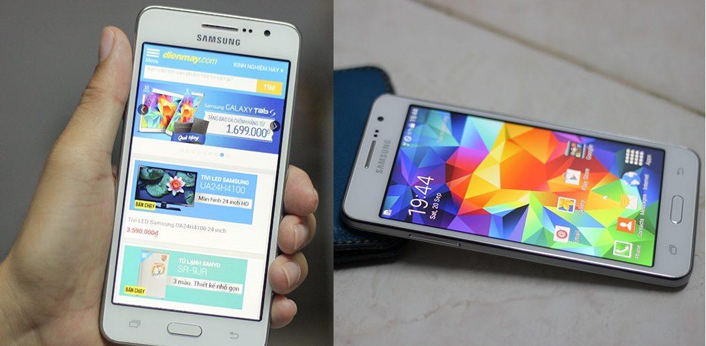 Samsung Galaxy Grand Prime Mobile Phone