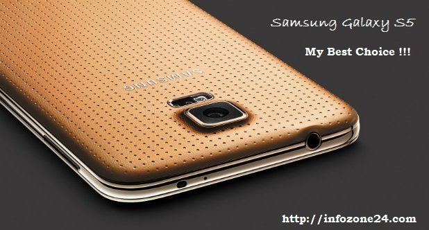 Samsung Galaxy_S5 copper_gold_Smart Phone