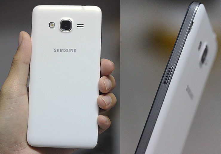 The Samsung Galaxy Grand Prime Mobile Phone