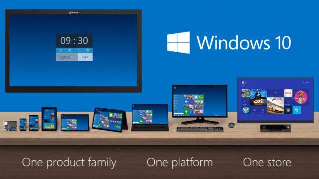 windows 10 info