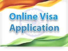 Indian Visit Visa Application Online
