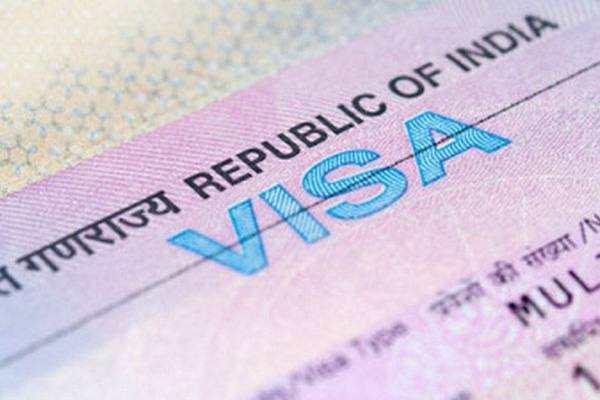 Indian Visa No E Token