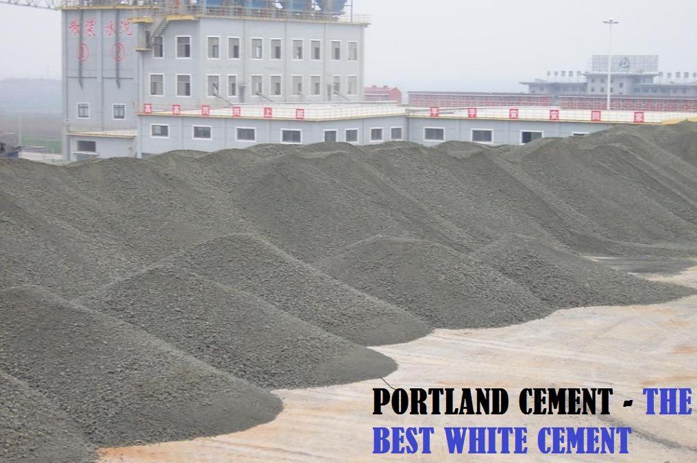 portland cement making
