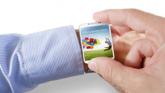 Future Samsung Galaxy Gear Watch Seems