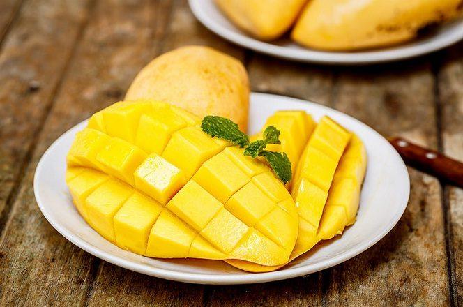 mango serving style
