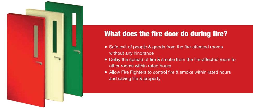 partex fire door