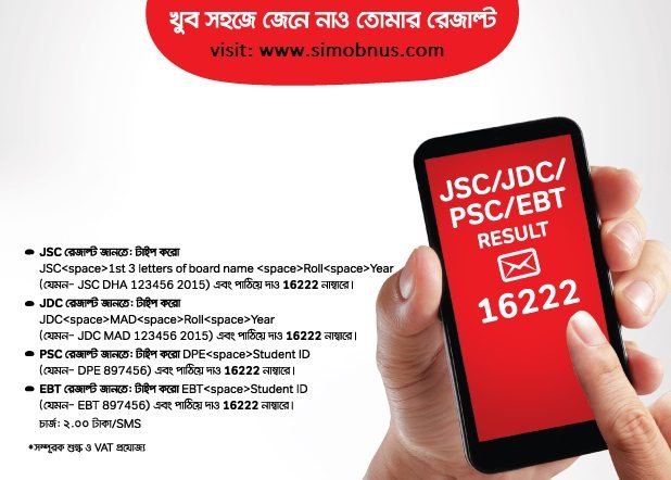 JDC Result 2015 educationboardresults.gov.bd