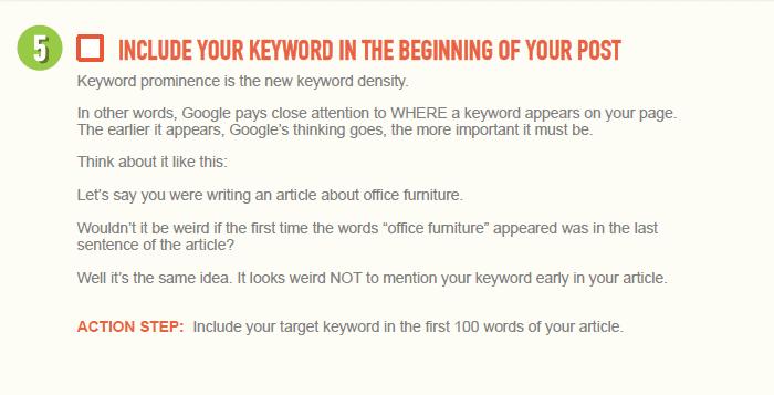 Secrets of On-Page SEO
