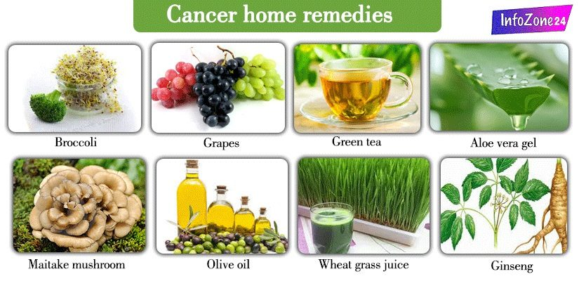 top 10 home cure for cancer