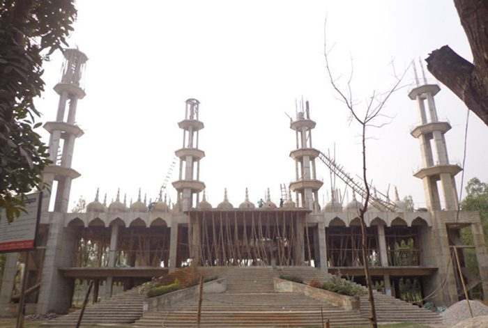 Current Status of the Mosque