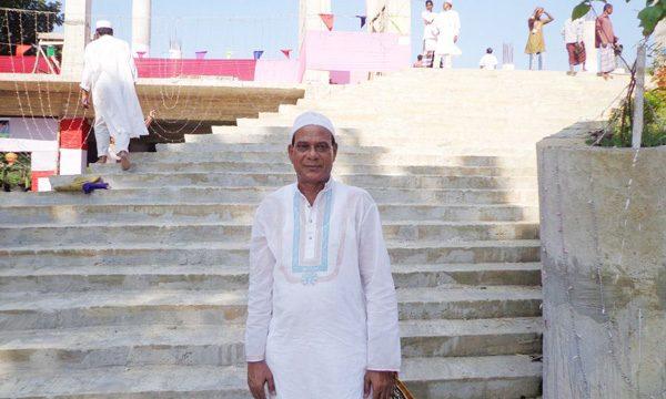 Founder of the Mosque - Mr. Rafiqul Islam