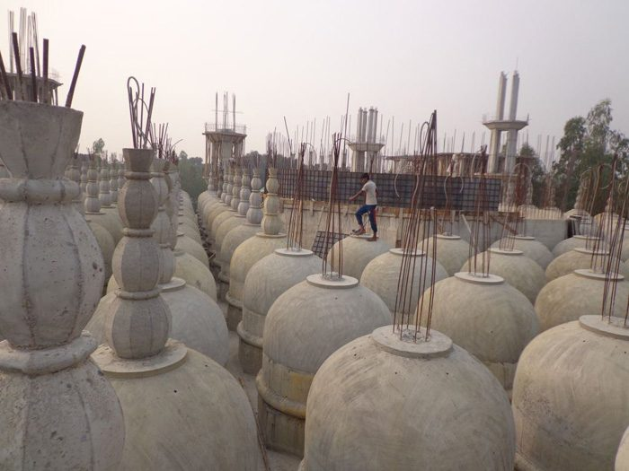 Under Construction - 201 Domes