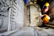 At last Jesus Tomb Uncovered in Jerusalem for the First Time