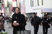 3 Men tried to Remove Muslim Woman's Hijab in NYC Metro