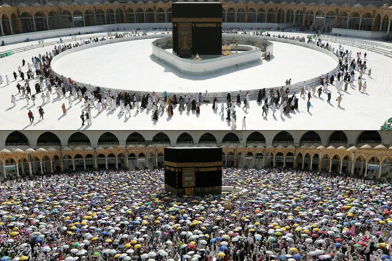 COVID19 Hajj Updates