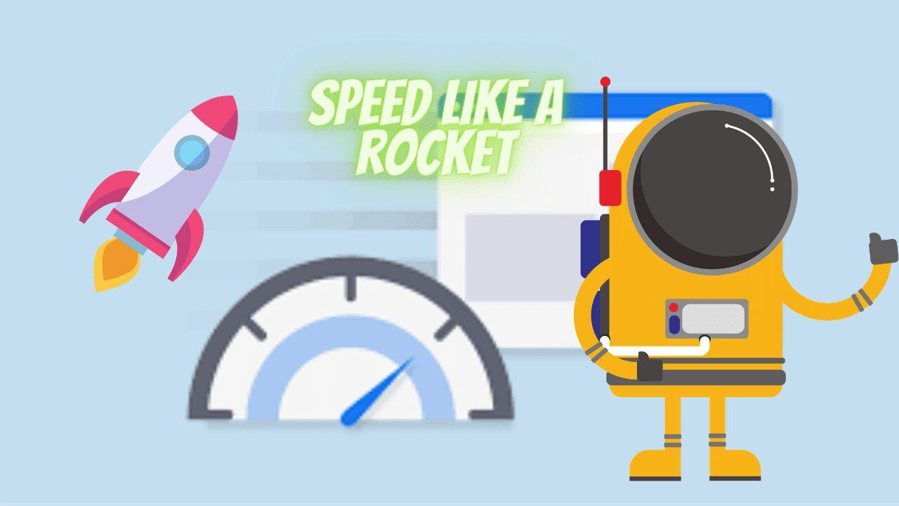 Website speed Booster