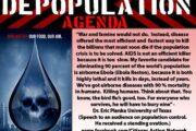 PLAN TO DEPOPULATE 95% OF THE WORLD – AGENDA 21 – SECRET AGENDA OF DEPOPULATION