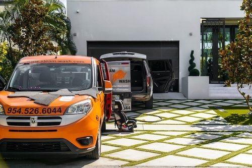 credit fortado Mobile Car washing business