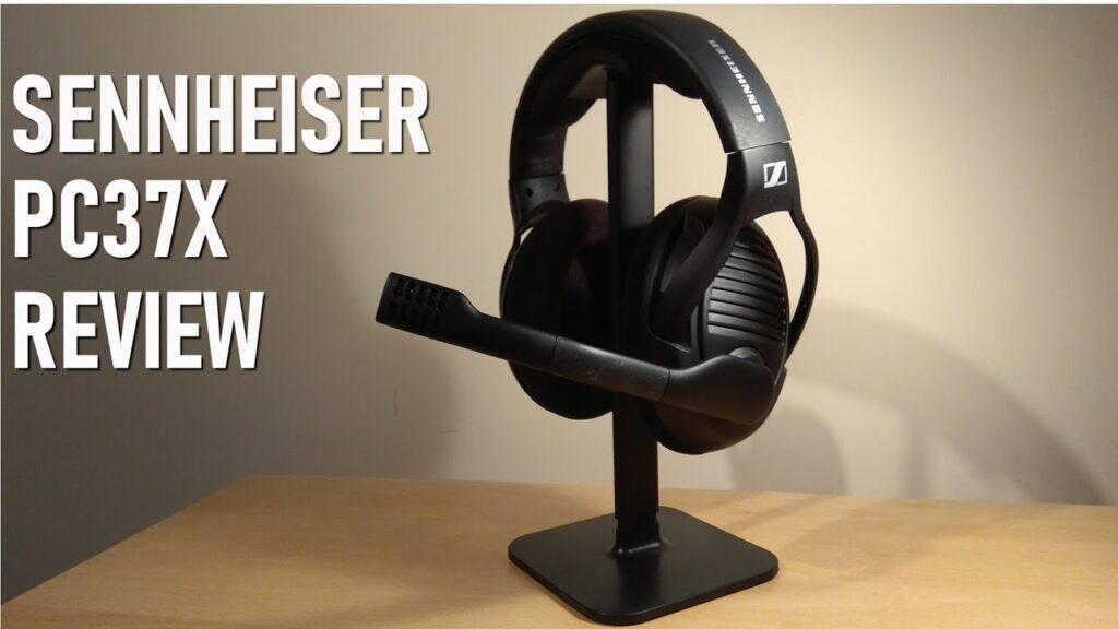 Sennheiser PC37X Review