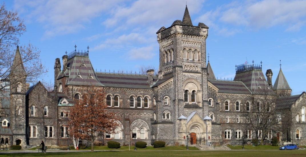 University of Toronto Acceptance Rate