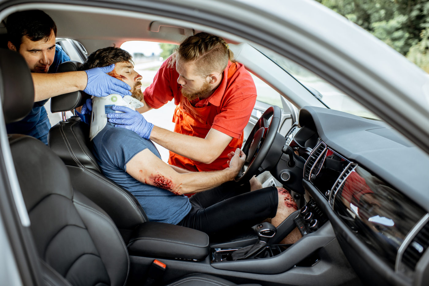 After a Vehicle Accident What To Do
