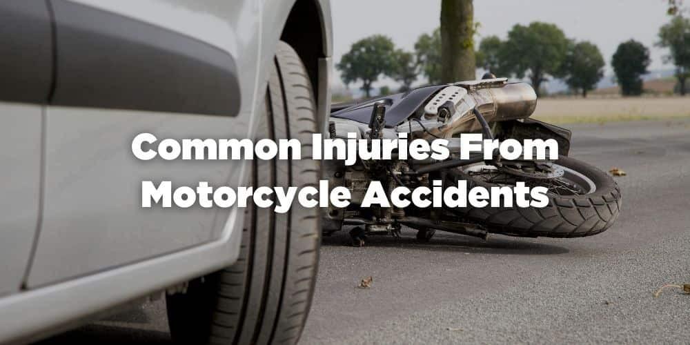 Average Motorcycle Accident Settlement Amount