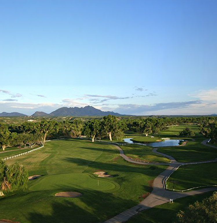 How Much is a Round of Golf in Tubac and in the High Season?