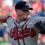 Who is the Atlanta Braves closing pitcher in their run in the nineties?