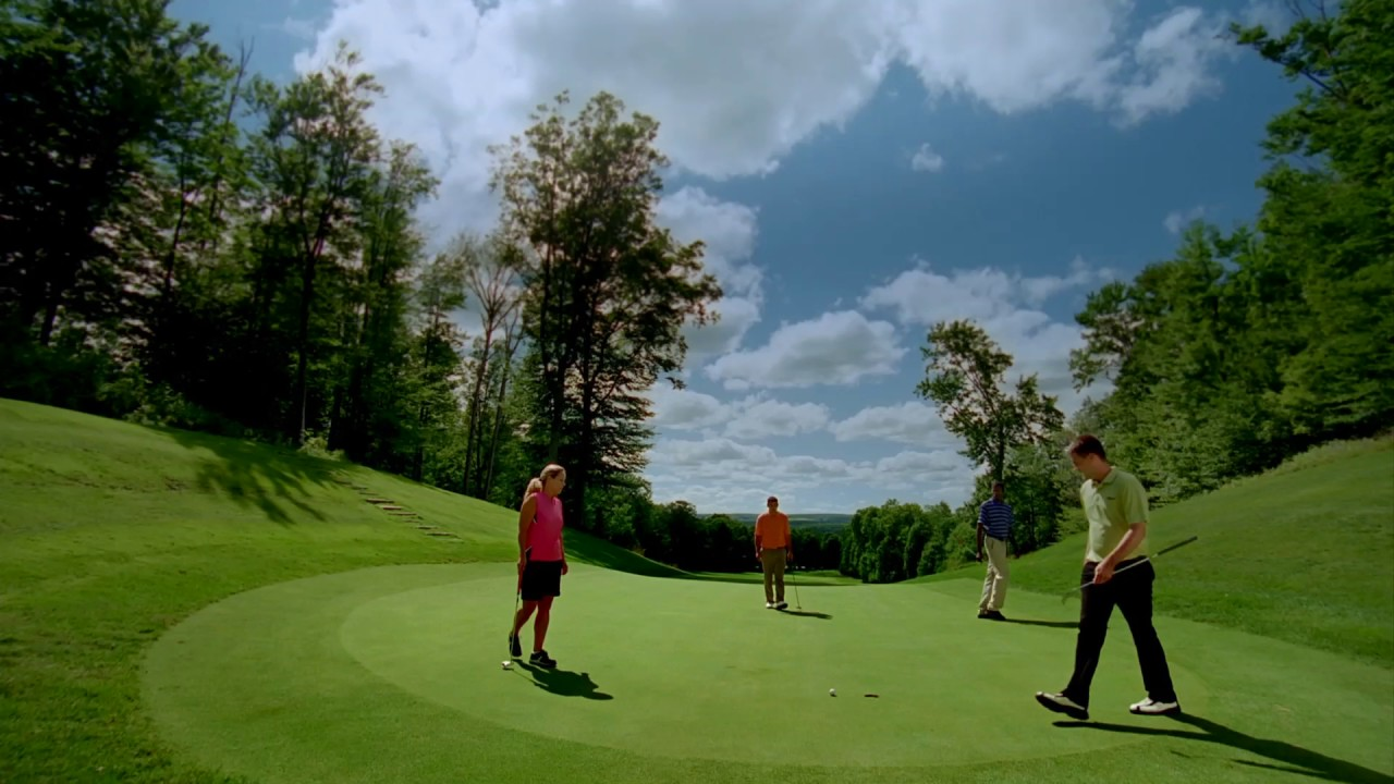 The Best Golf Courses in Michigan