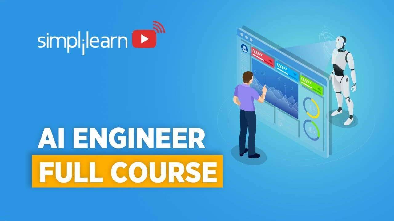 AI Engineering 🔥Full Course | Artificial Intelligence Full Course | Become AI Engineer